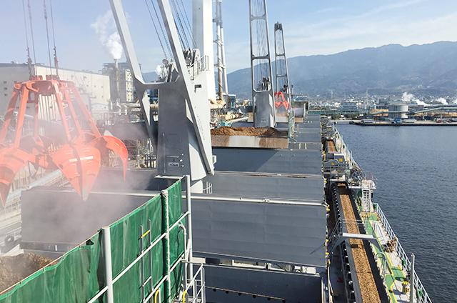 船舶運航部門