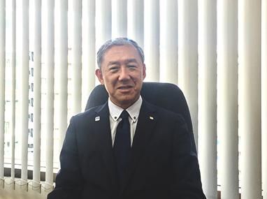 社長挨拶 伊藤隆夫