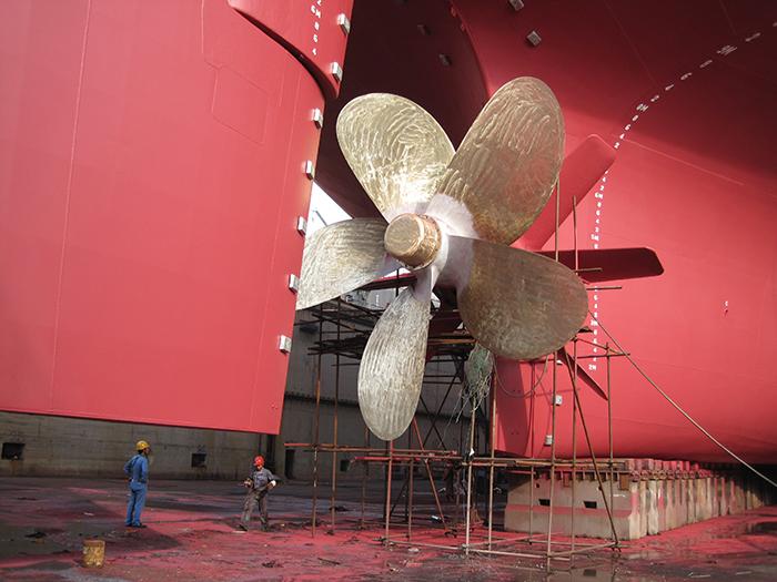船舶管理部門