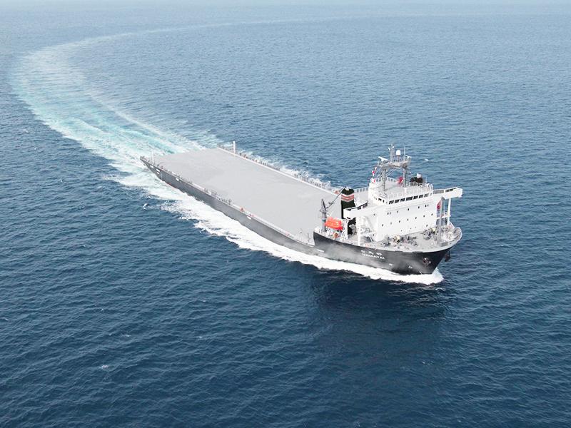 モジュール船